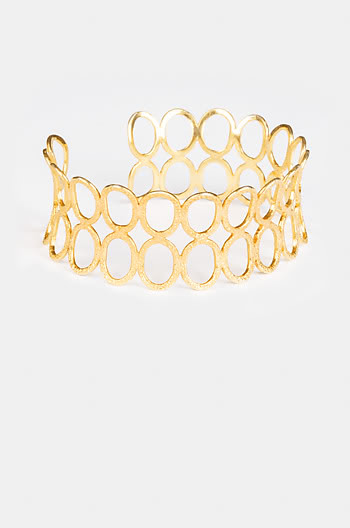 So Versatile Bracelet in Gold Plating