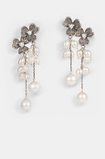be409d892da6e8 Latest Silver Jewellery Designs | Explore Rings, Earrings, Necklace ...