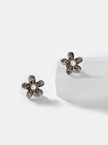 Shirin E Earrings in 925 Silver