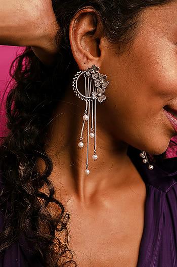 Amelia E Earrings