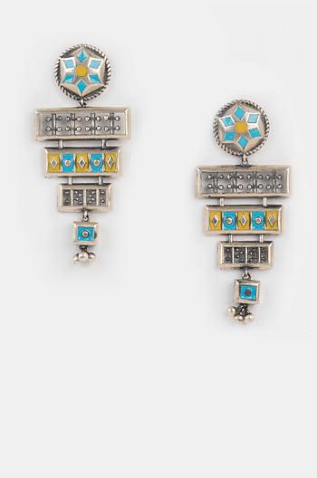 Sayana Sculpture Earrings