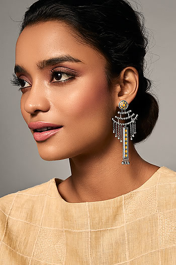 Vapi Sculpture Earrings