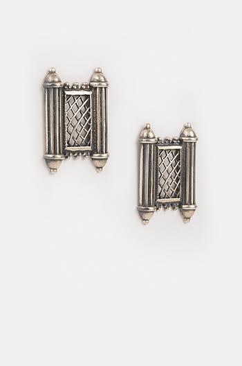 Antique Varya Jaali Earrings