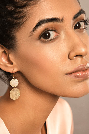 In the Mood Earrings in Gold Plating