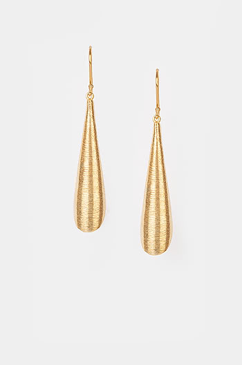 Keep it Casual Earrings in Gold Plating