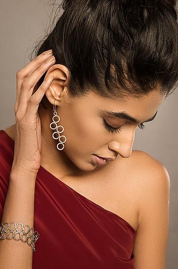 So Versatile Earrings in 925 Silver