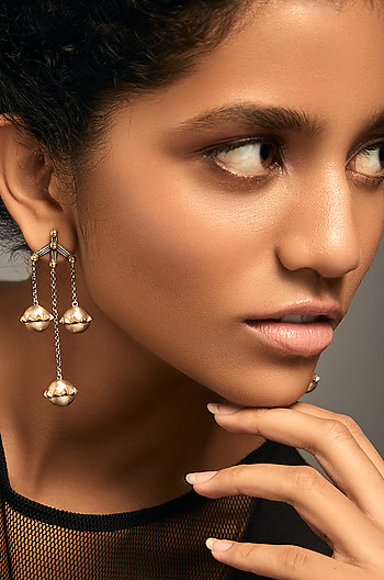 Azizun Gada Earrings