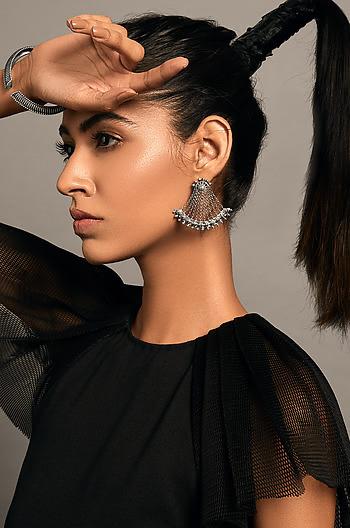 Gaidinlu Axe Earrings