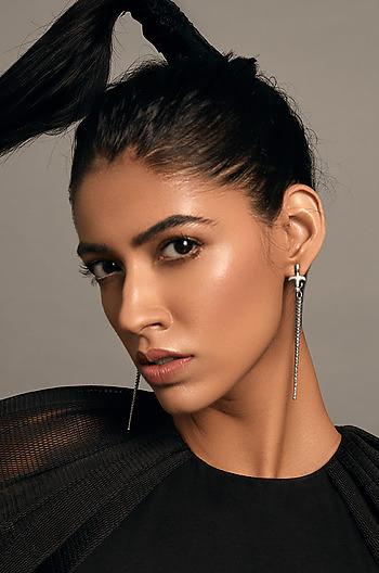 Arati Sword Earrings