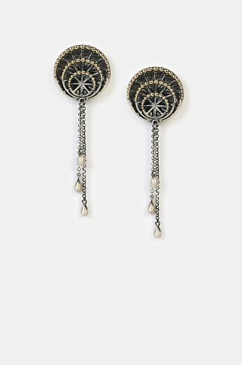 Sulasa Shield Earrings