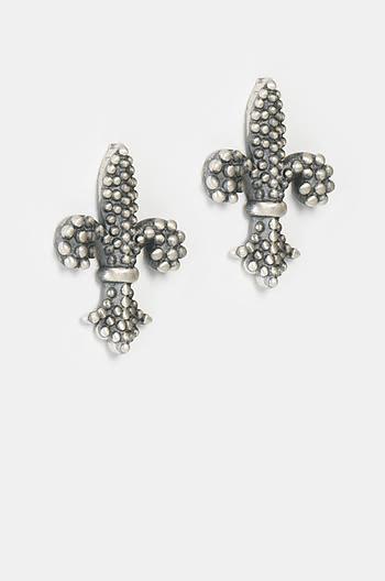 Antique Rasammath Sword Earrings