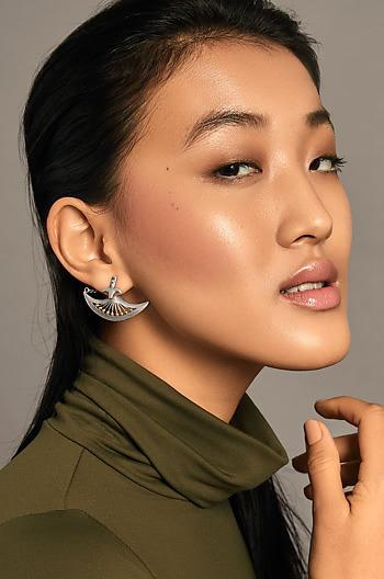 Naikidevi Axe Earrings