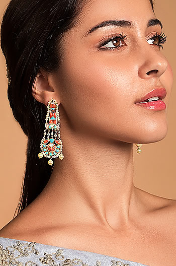 Hullare Earrings