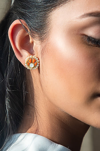 Manmani Earrings