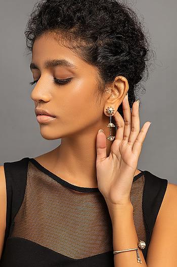 Abbakka Gada Earrings