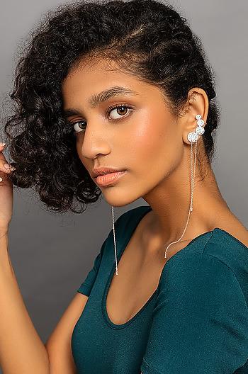 God is a Woman Earrings
