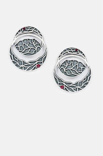 Double Chin Earrings
