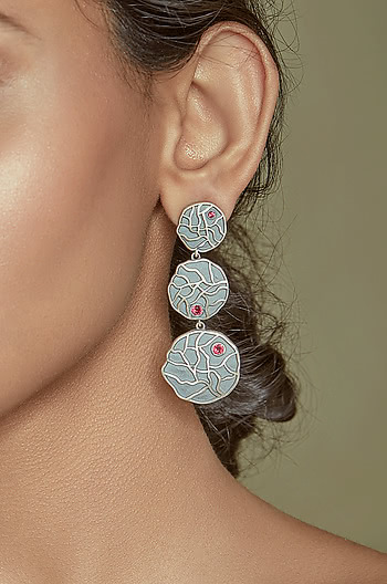 Layered Abs Earrings