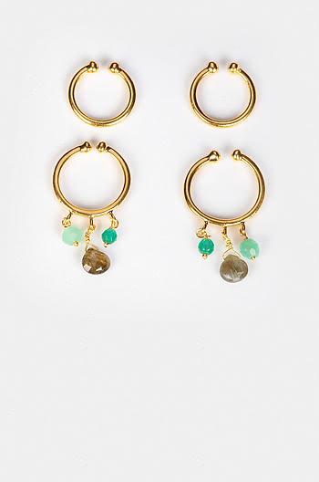 Solace Earrings
