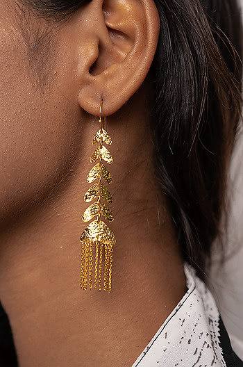 Rainbowland Earrings in Gold Plating