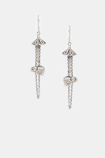 Antique No Gaitkeeping Earrings
