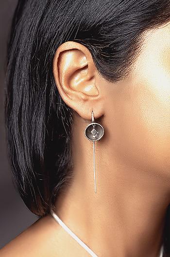 Antique Thhammas Morning Pujo Earrings