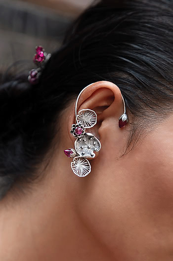 Rise Above Taboos Ear Cuffs