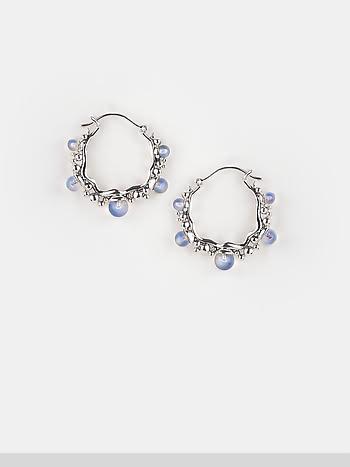 A Sunday Siesta Earrings in 925 Silver