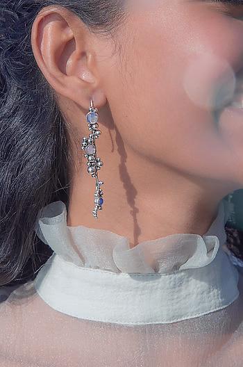 A Windy Walk Earrings