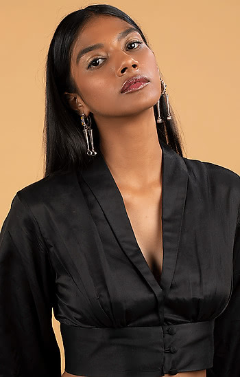 Nagla Inspired Earrings