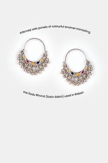 Sadu Bharat Style Hoops