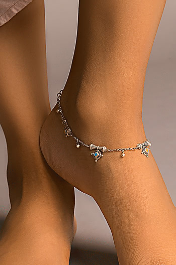 Antique Jayah Vent Anklet
