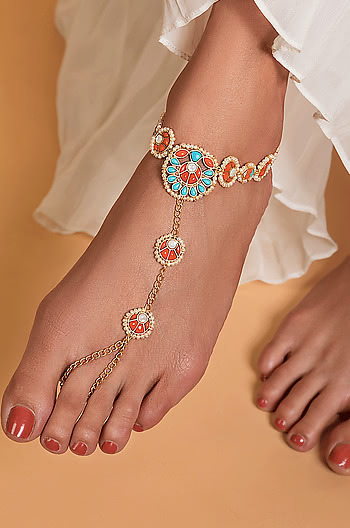 Lashkare Foot Harness