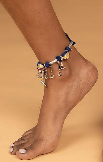 Moti Tanko Style Anklet
