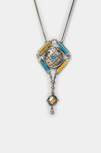 Antique Vartula Dome Necklace