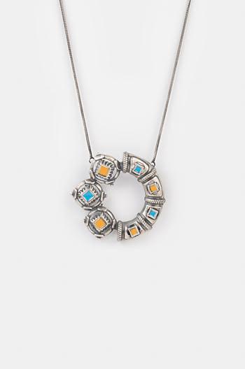 Karmuka Sculpture Necklace