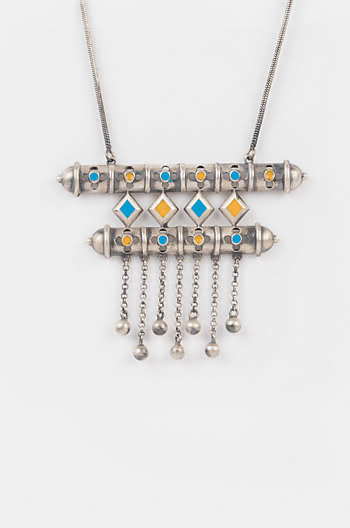 Stambh Pole Necklace