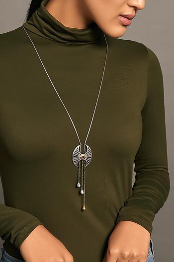 Belawadi Axe Necklace