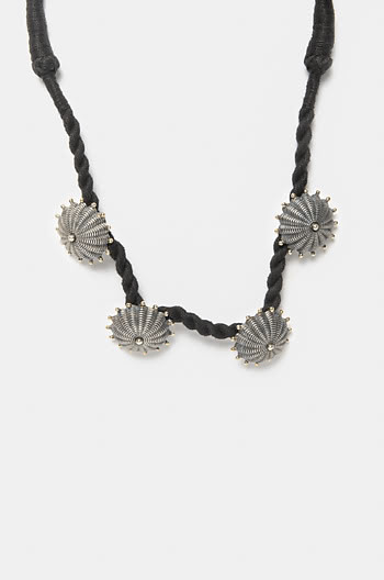 Avantika Shield Necklace