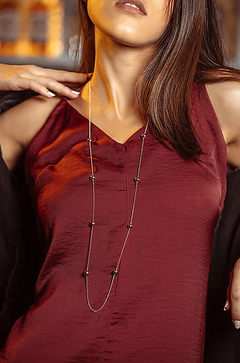 On the Floor Necklace