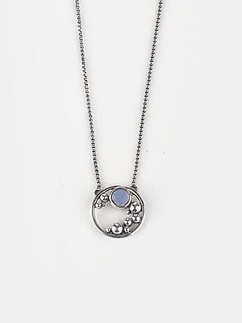 A Quiet Dawn Necklace in 925 Silver