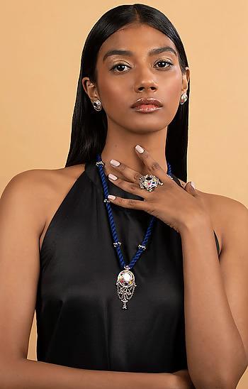 Sadu Bharat Style Necklace