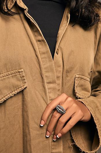 Padmini Bow Ring