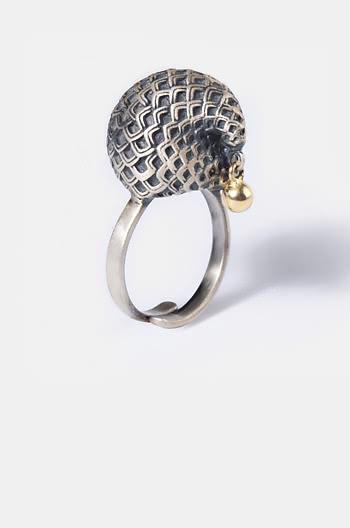 Didda Shield Ring