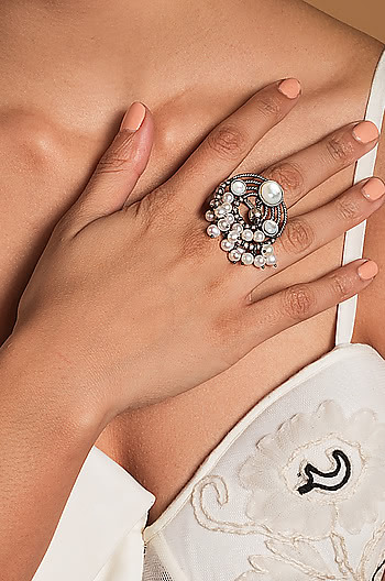 No Mani Needed Ring