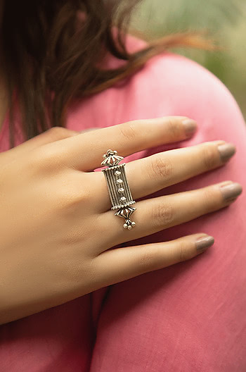 Antique Ammammas Favourite Ring