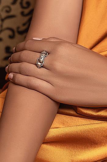 Antique Bammas Anniversary Ring