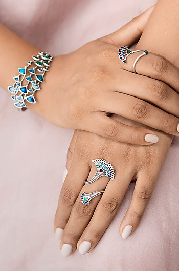 Owning My Sassy Spirit Ring in 925 Silver