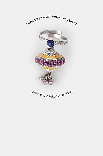 Moti Tanko Inspired Ring