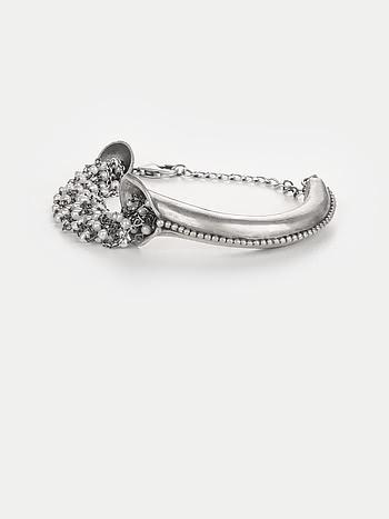Laura D Bracelet in 925 Silver